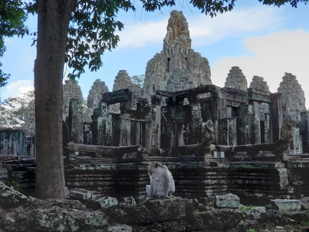 Cambodia - 18260 - Bayon Temple