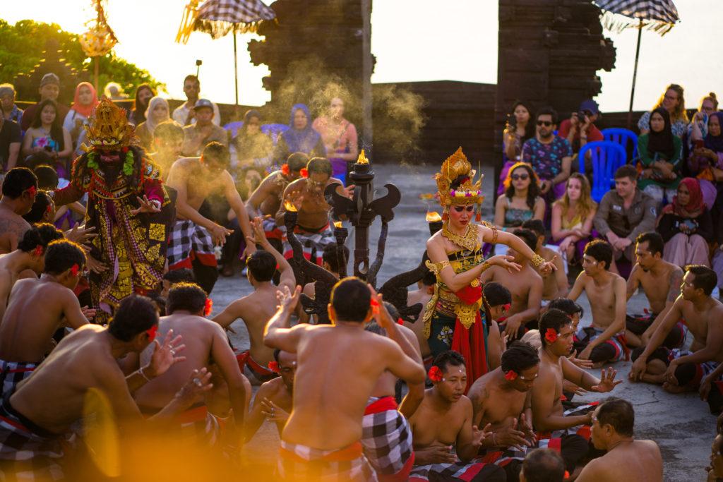 18268 - Indonesia - Kecak Dance