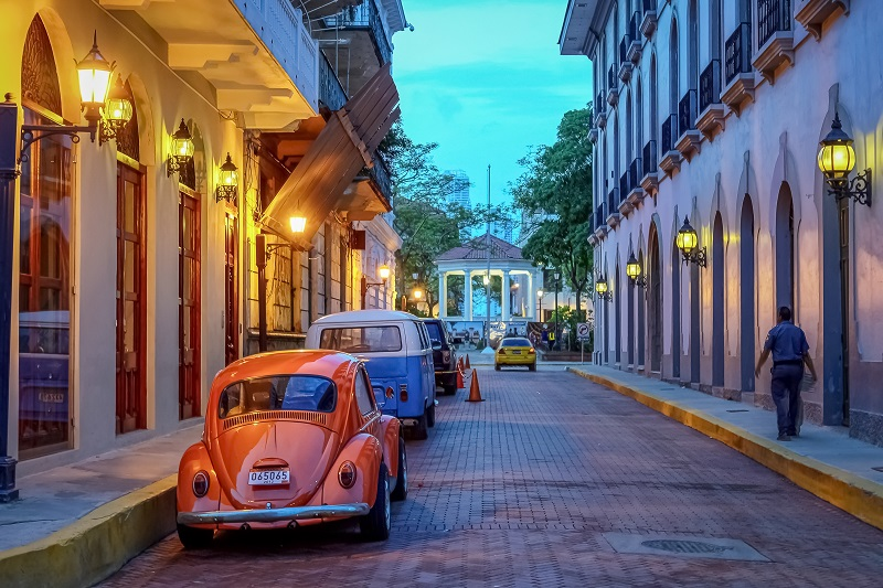 Panama - An Insight Into Panama Adventure - 10024 - Casco Antiguo