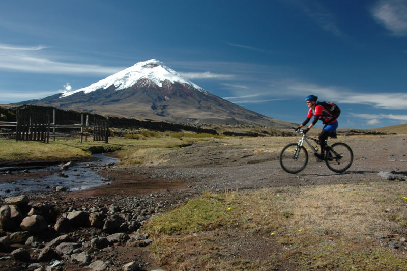 Ecuador - 1557 - Cultural Adventure - Biking Adventure