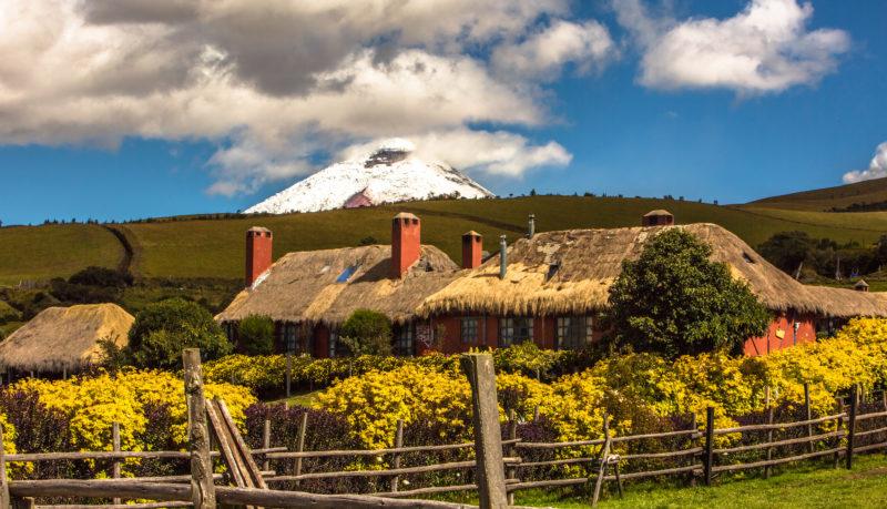 Ecuador - Otavalo - 1557 - Family Adventure - Cotopaxi Mountain