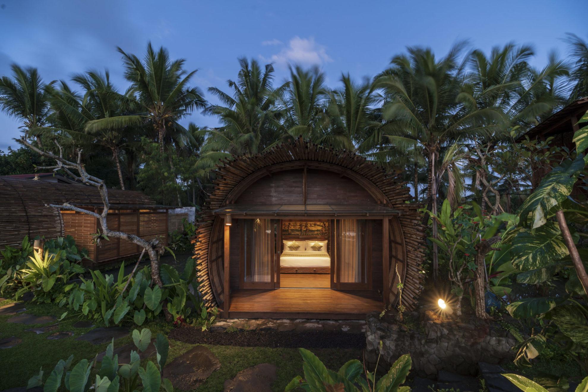 Indonesia - Ubud - 18268 - Exterior Lodge