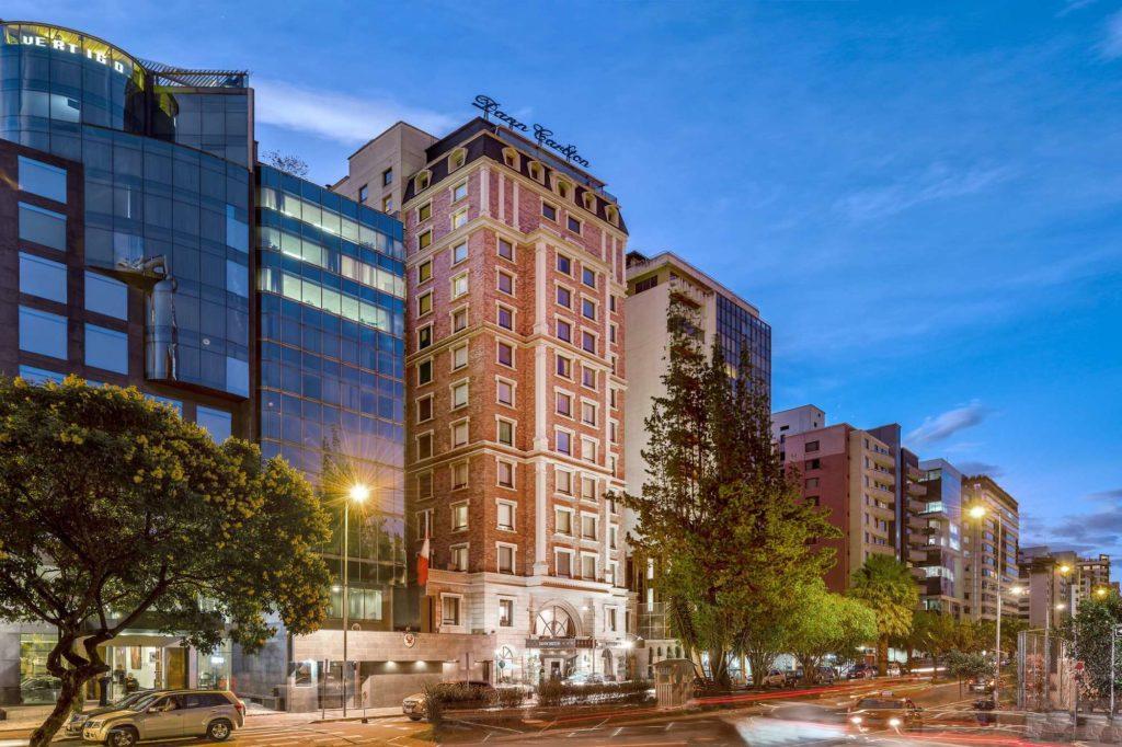 Ecuador - Quito - 1557 - Hotel Dann Carlton