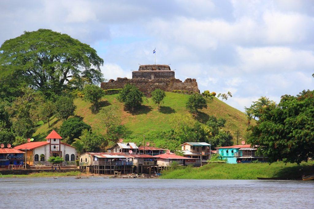 Nicaragua - 10024 - Jungle River Adventure - El Castillo Town