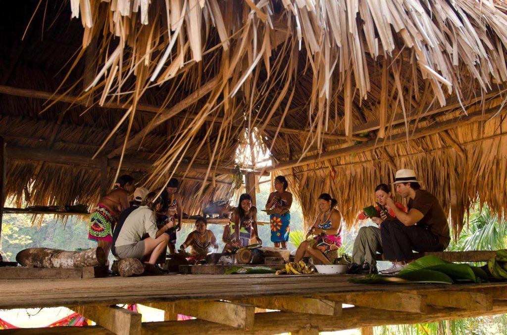 Panama - Culture and Nature in Panama Adventure - 10024 - Embera