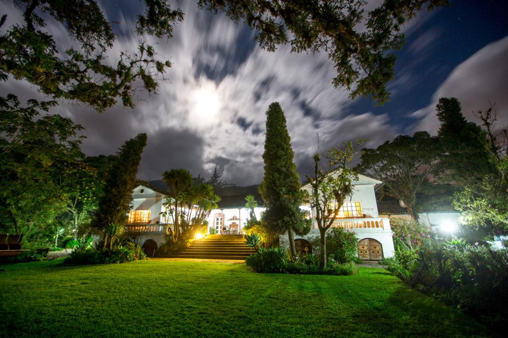 Ecuador - Otavalo - 1557 - Hotel Hacienda Cusin