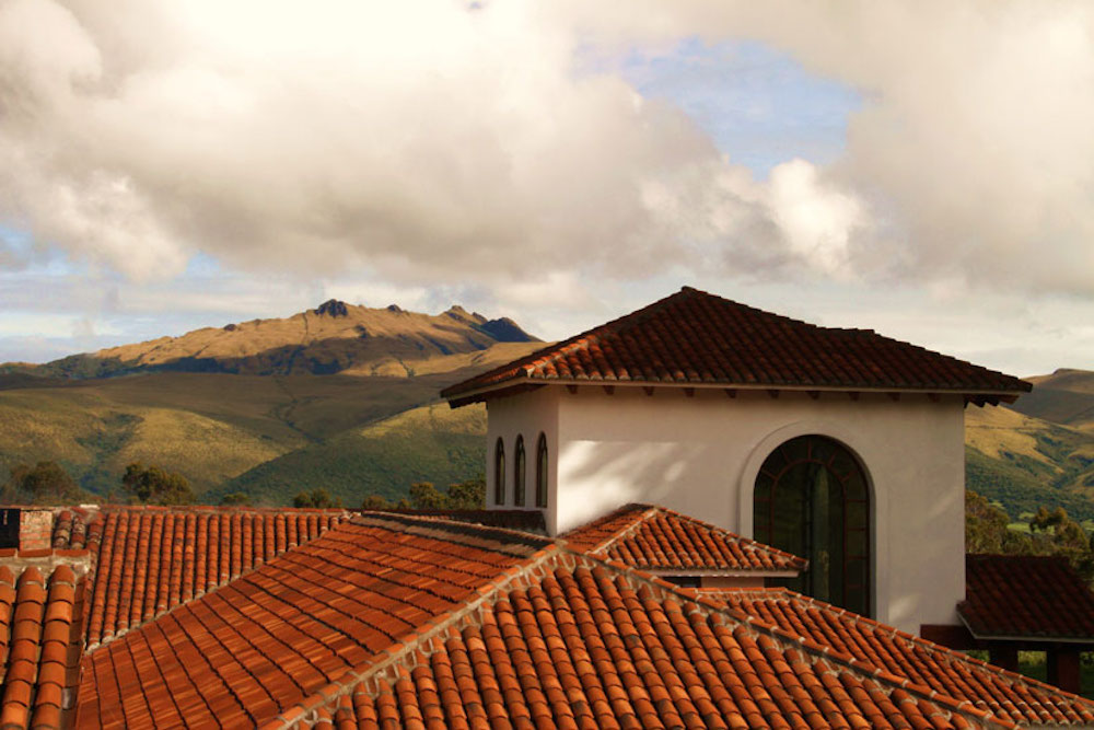 Ecuador - Cotopaxi - 1557 - Hacienda Santa Ana