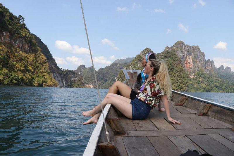 Thailand - 18264 - Lake Trip