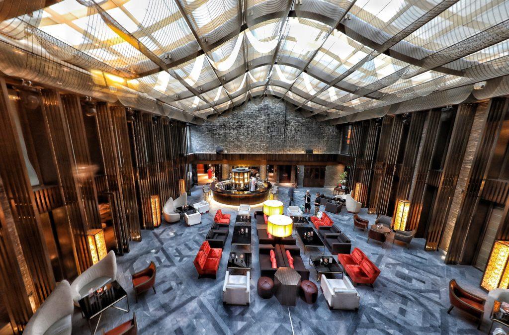 China - Chengdu - 18262 - Lounge Area