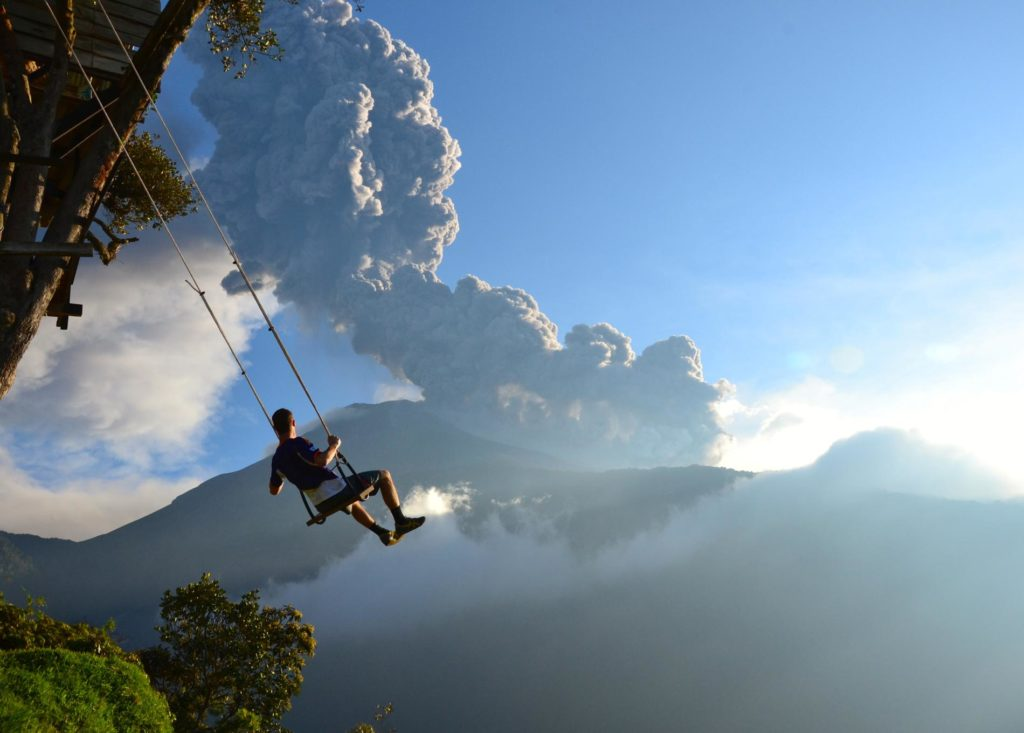 Ecuador - 1557 - Cultural Adventure - End of the World Swing
