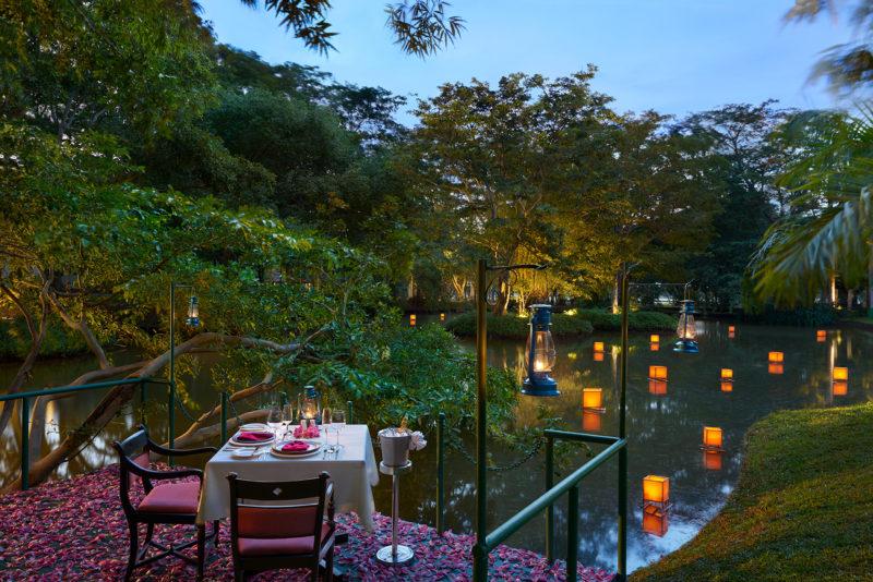 Sri Lanka - Habarana - 1567 - Cinnamon Lodge - Garden View