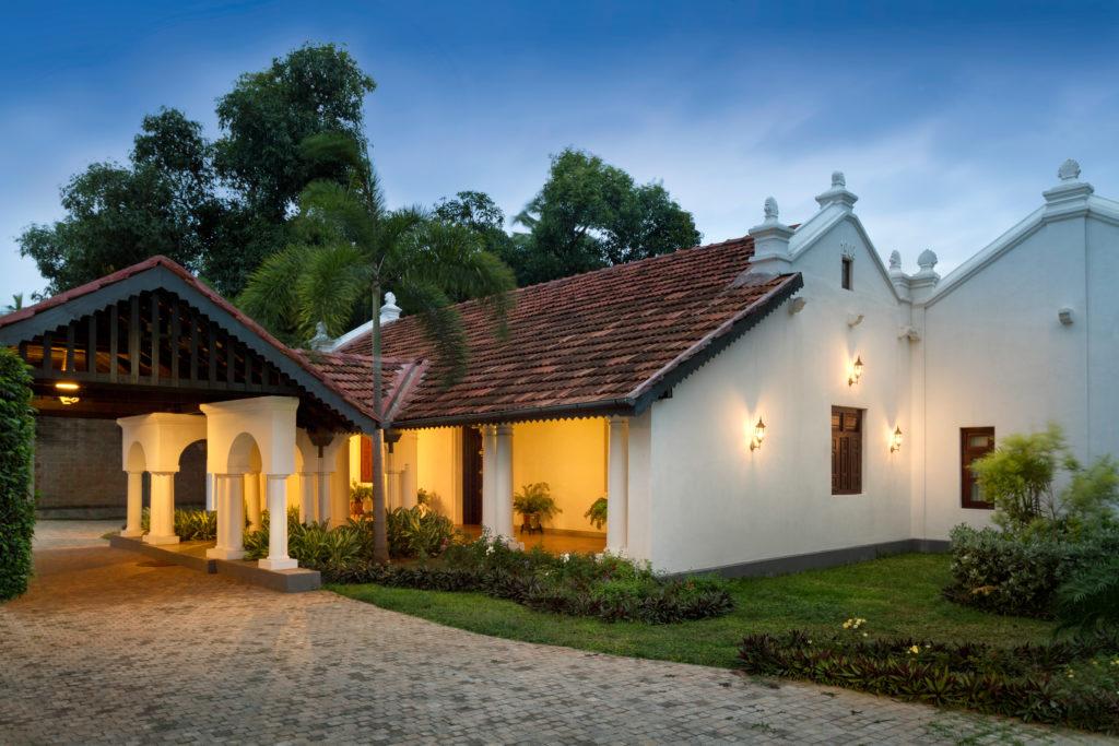 Sri Lanka - Jaffna - 1567 - Fox Jaffna - Hut Rooms