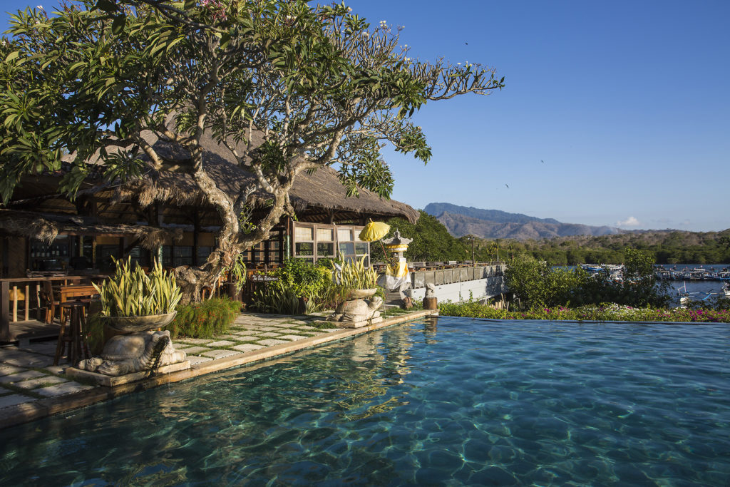 Indonesia - West Bali - 18268 - Swimming Pool and Villa