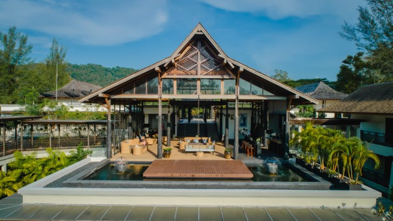 Thailand - Khao Lak - 18264 - Main entrance