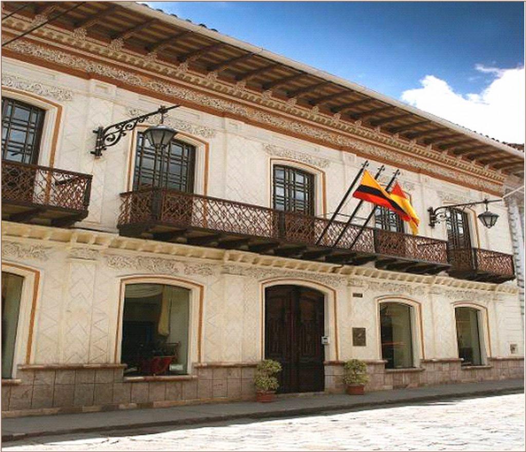 Ecuador - Cuenca - 1557 - Masion Alcazar Hotel
