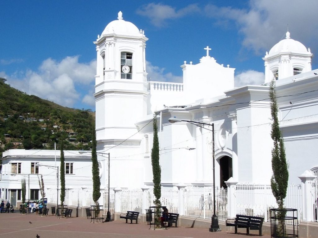 Nicaragua - 10024 - Northern Nicaraguan Treasures - Matagalpa Cathedral exterior