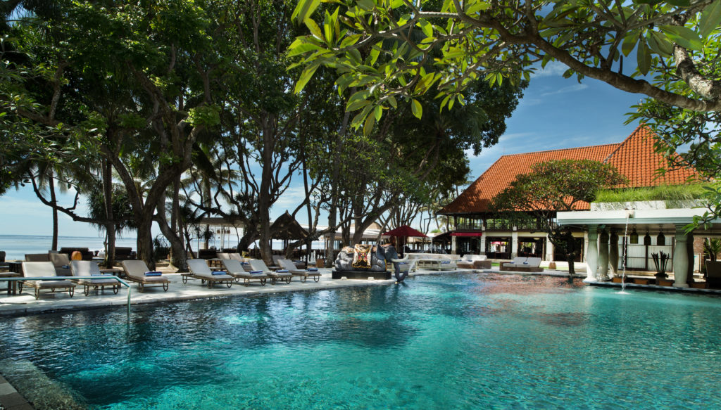 Indonesia - Sanur - 18268 - Decking and pool