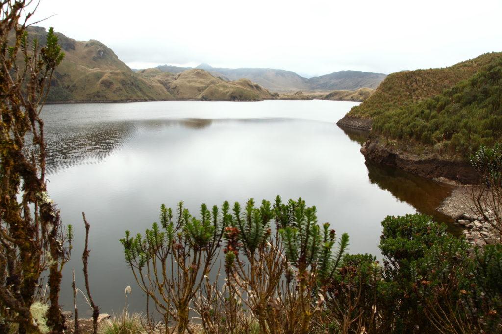 Ecuador - 1557 - Ecuador Honeymoon - Papallacta Lake