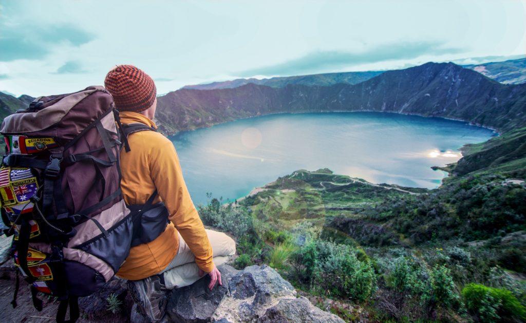 Ecuador - 1557 - Family Adventure - Lake