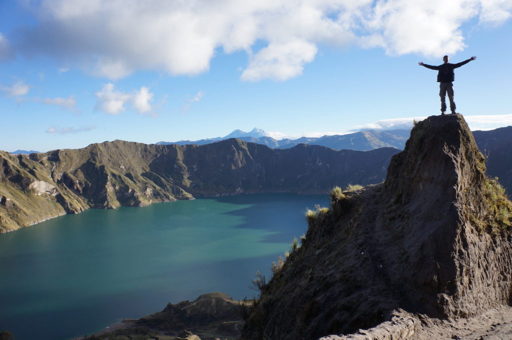 Ecuador - 1557 - Family Adventure - Quilotoa Lake Adventure