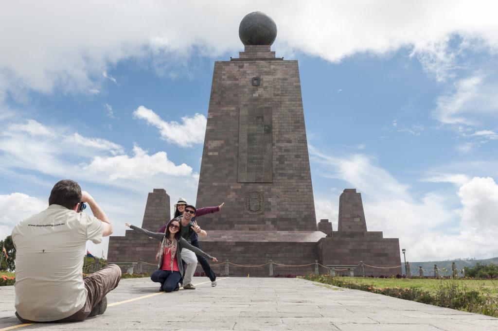 Ecuador - 1557 - Ecuador Honeymoon - Quito Monument