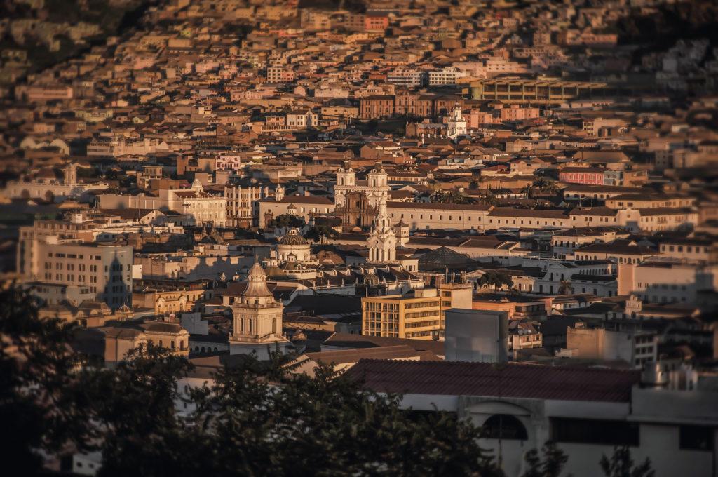Ecuador - 1557 - Ecuador Honeymoon - Quito Town