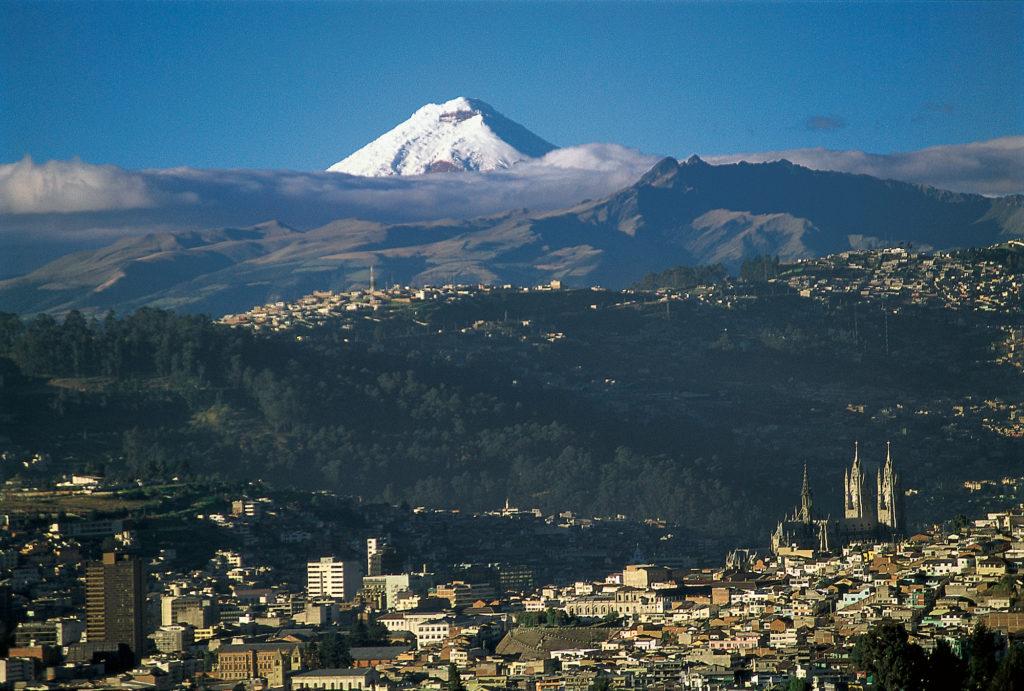 Ecuador - 1557 - Ecuador Honeymoon - Cotopaxi