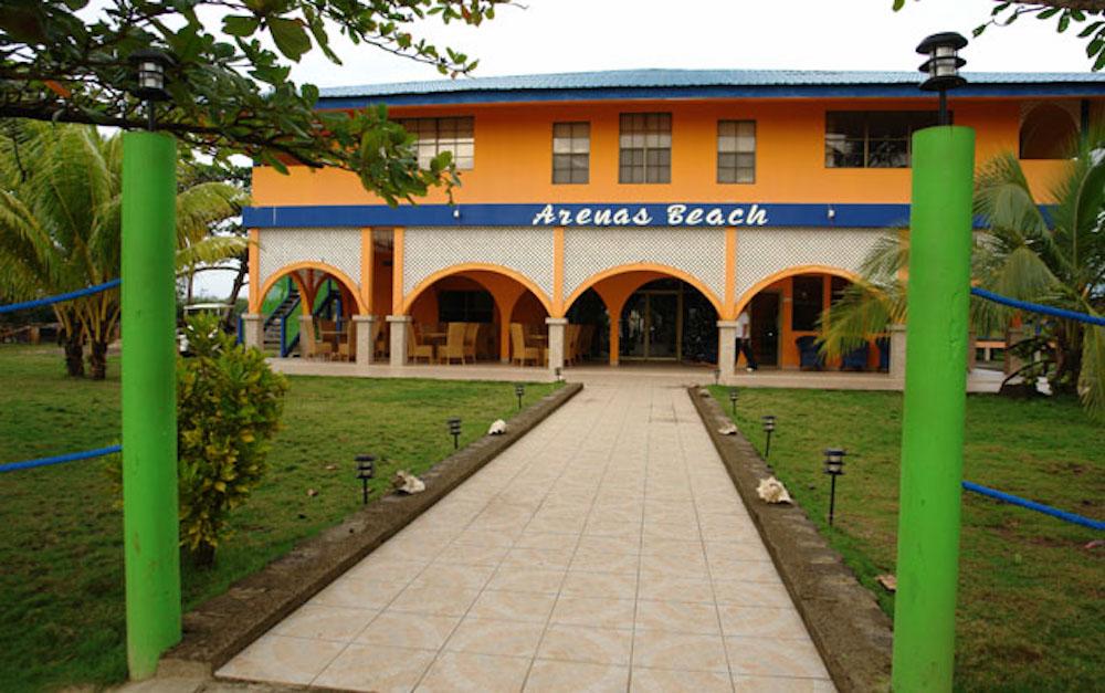 Nicaragua - 10024 - Arenas Beach Hotel