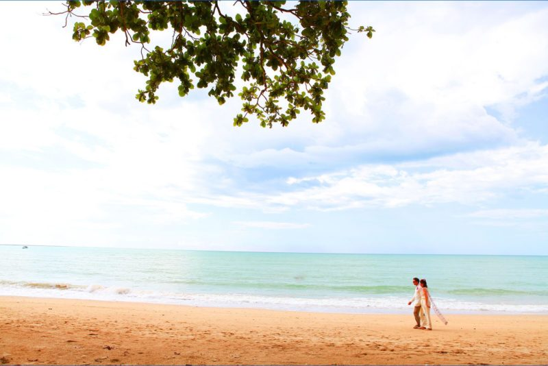 Thailand - Khao Lak - 18264 - Couple of Beach