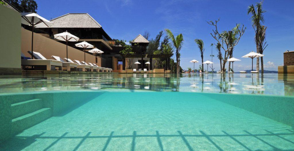 Malaysia - Kota Kinabalu - 18266 - Gaya Island Resort Swimming Pool