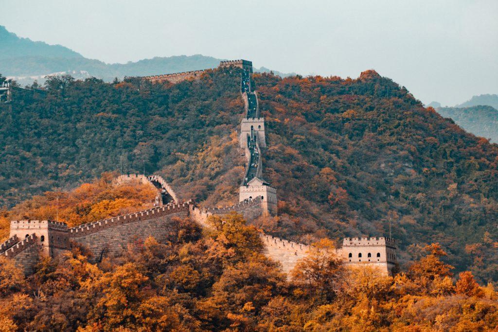 China - 1583 - Great Wall