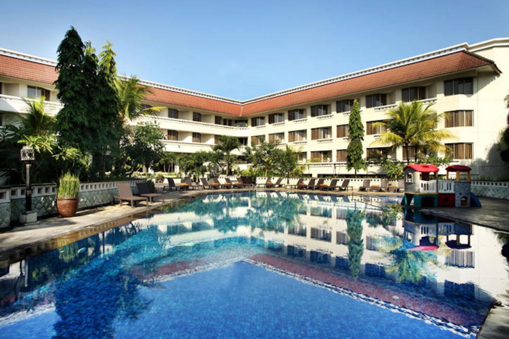 Indonesia - Yogyakarta - 18268 - Outdoor Swimming Pool