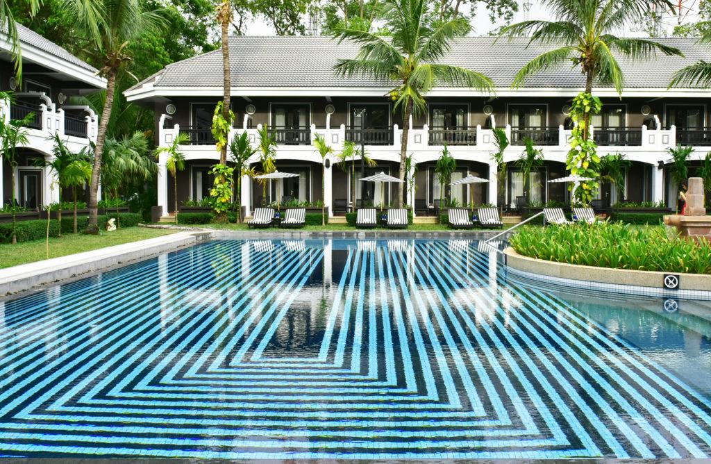 Cambodia - Siem Reap - 18260 - Shinta Mani Shack Pool