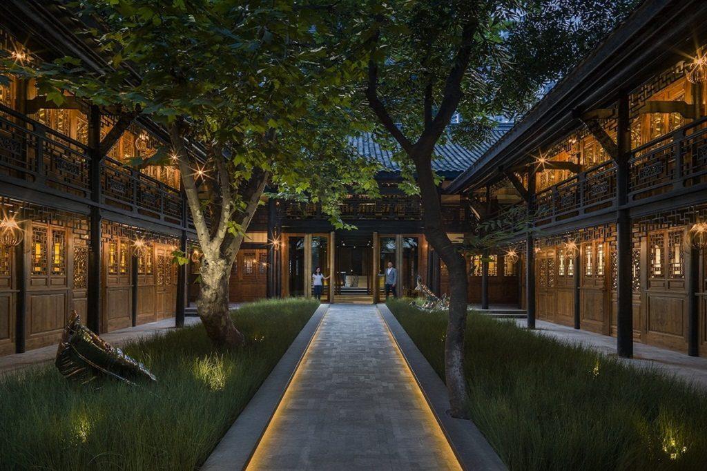 China - Chengdu - 18262 - Courtyard Area