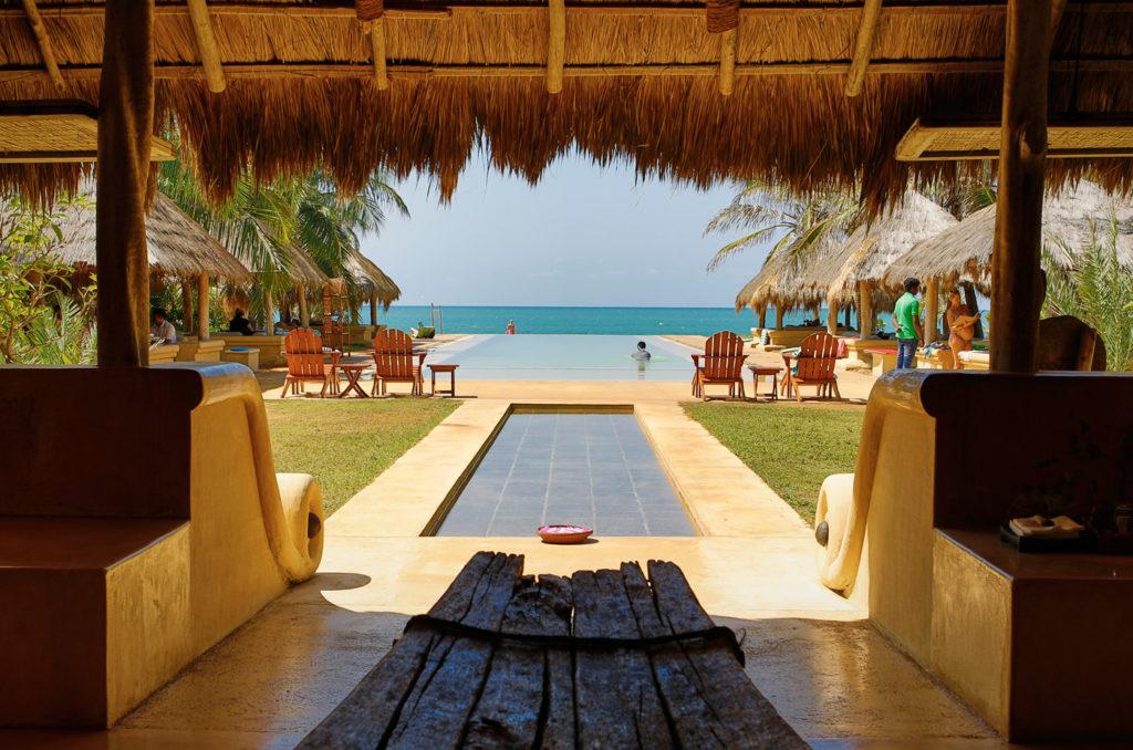 Sri Lanka - Kalpitiya - 1567 - Bar Reef Resort