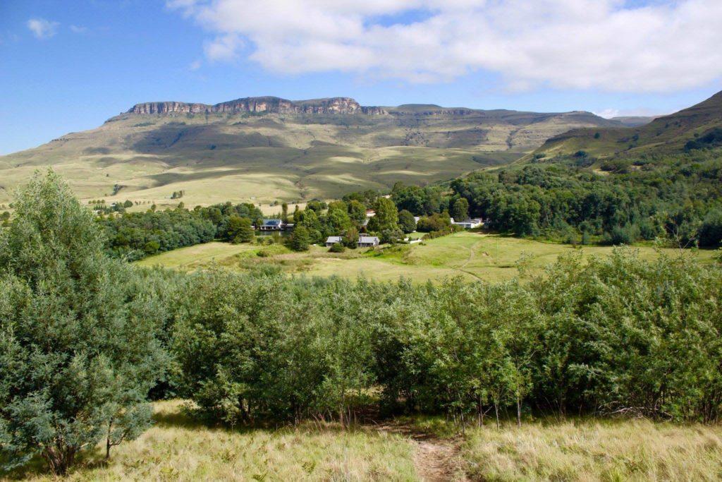 South Africa - Cleopatra Mountain Farmhouse - Mountain views