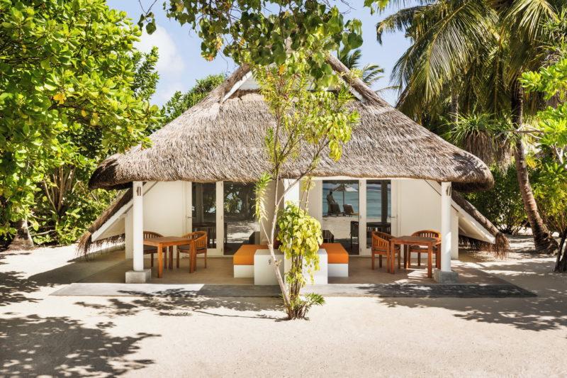 Maldives - South Ari Atoll - 1567 - Lux* South Ari Atoll - Beach Pavilion Exterior - Sandy terrace