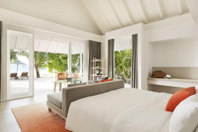 Maldives - South Ari Atoll - 1567 - Lux* South Ari Atoll - Beach Pool Villa - Bedroom views