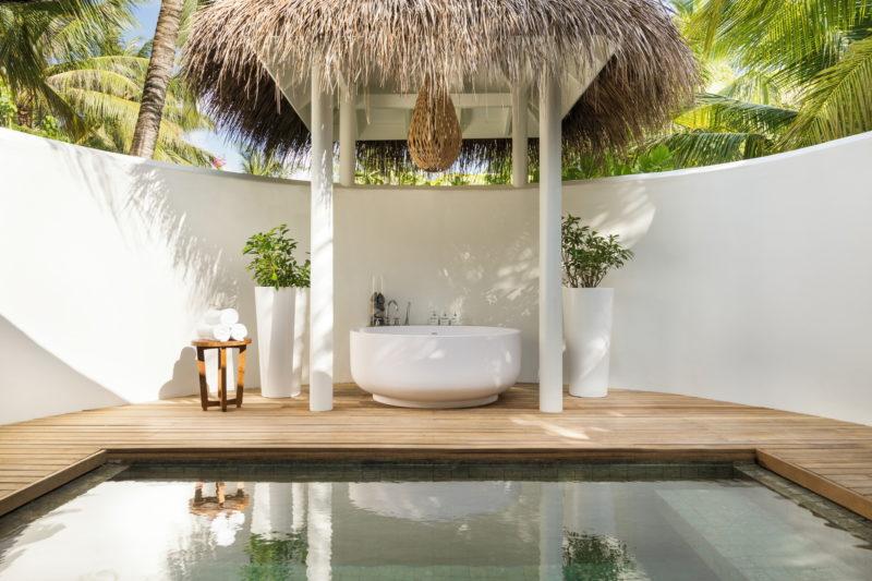 Maldives - South Ari Atoll - 1567 - Lux* South Ari Atoll - Beach Pool Villa - Pool and Bath