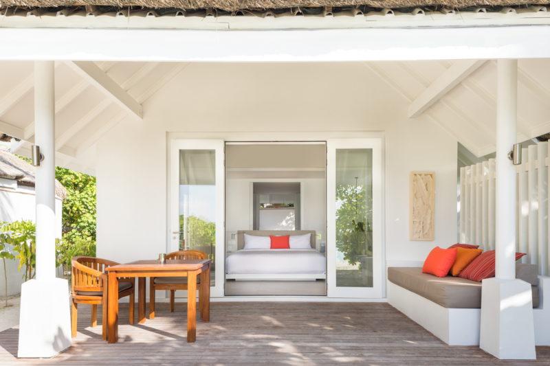 Maldives - South Ari Atoll - 1567 - Lux* South Ari Atoll - Beach Villa - Outside Terrace and seating