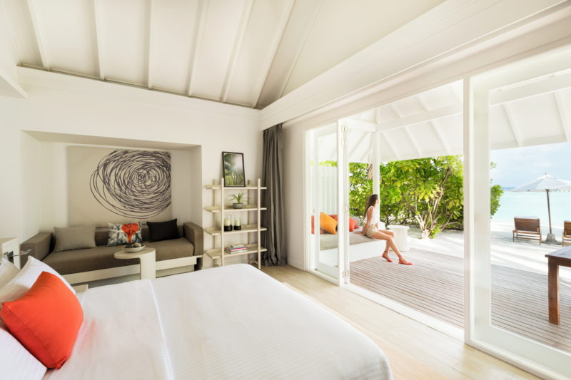 Maldives - South Ari Atoll - 1567 - Lux* South Ari Atoll - Beach Villa - Interior Bedroom Views
