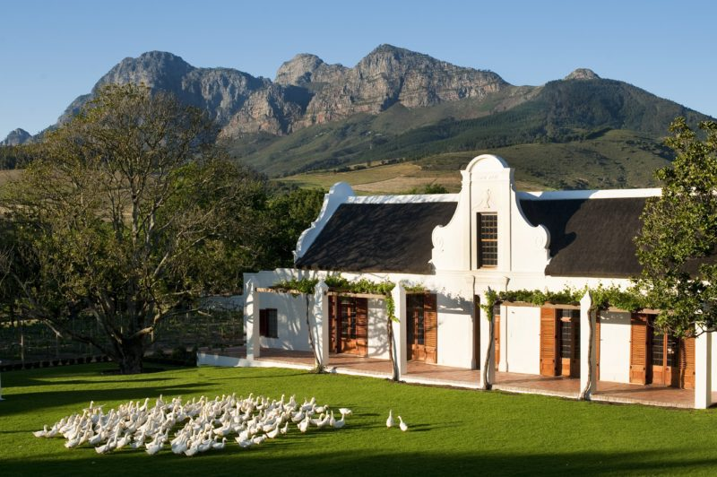 South Africa - 4948 - babylonstoren - cottage