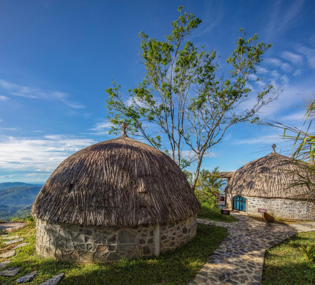 Sri Lanka - Beragala - 1567 - Dreamcliff Mountain Resort Hut Rooms
