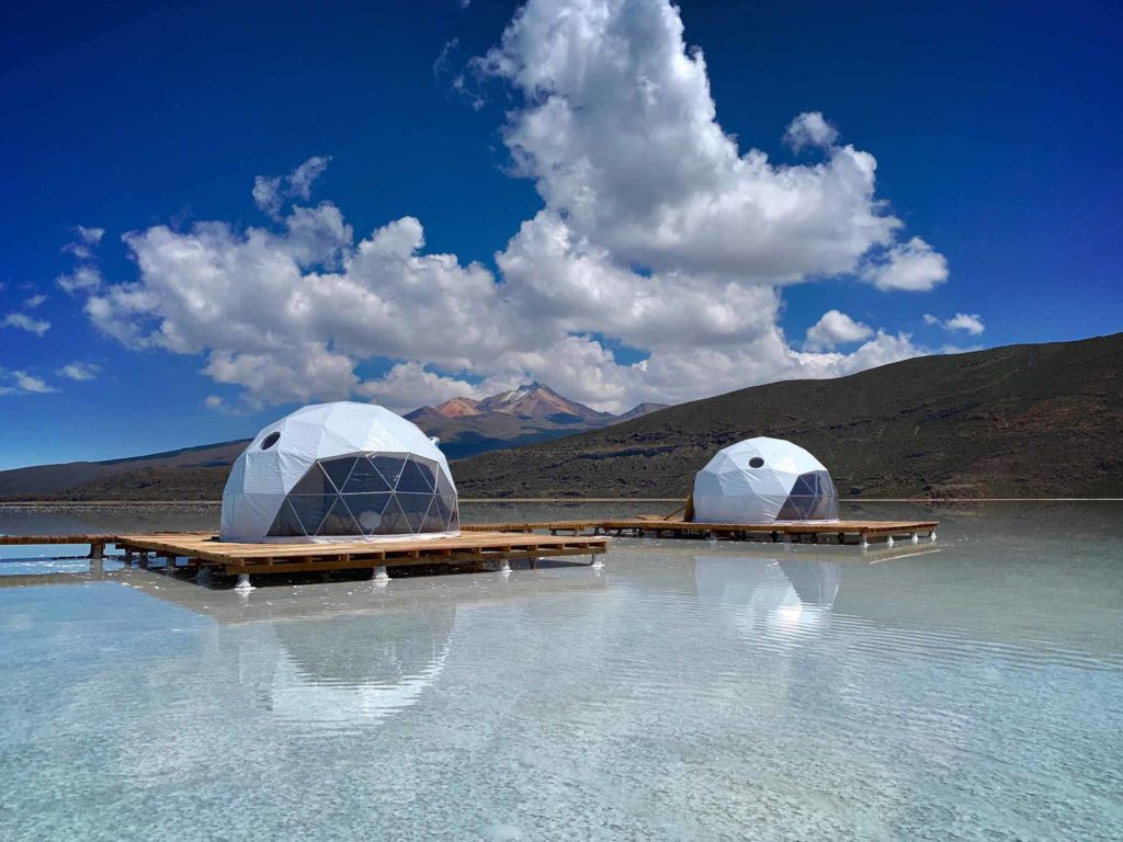 Bolivia - 1561 - Luxury Program - Kachi Lodge Hotel Exterior Desert