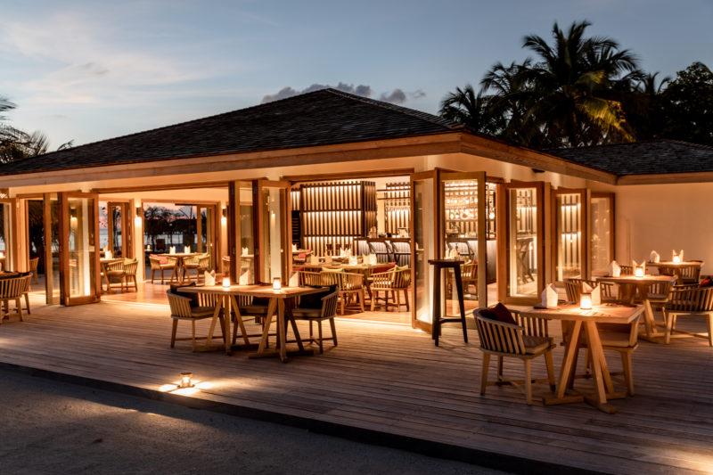 Maldives - Male Atoll - 1567- Kagi Maldives Spa Island - Ke-Un Exterior Dining