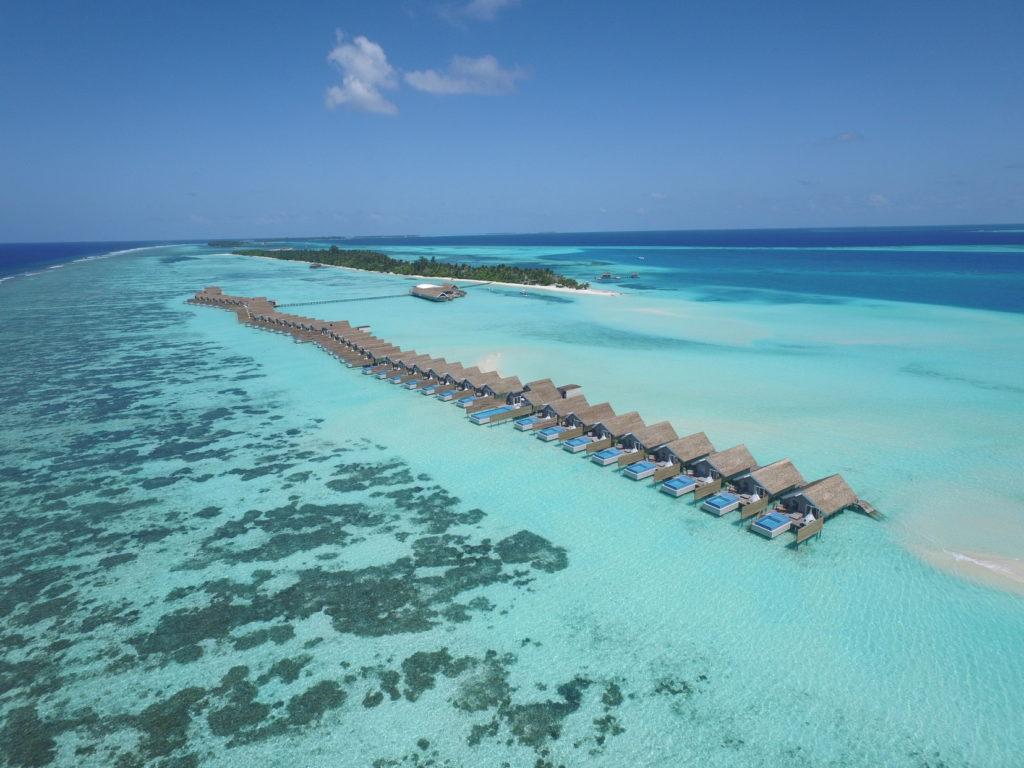 Maldives - South Ari Atoll - 1567 - Lux* South Ari Atoll View from above