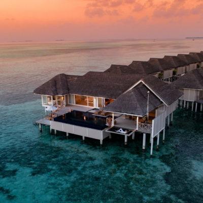 Maldives – LUX South Ari Atoll Resort and Villas