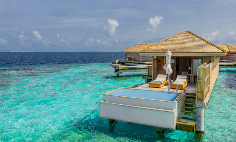 Maldives - Male Atoll - 1567 - Kagi Maldives Spa Island Ocean Pool Villa Exterior