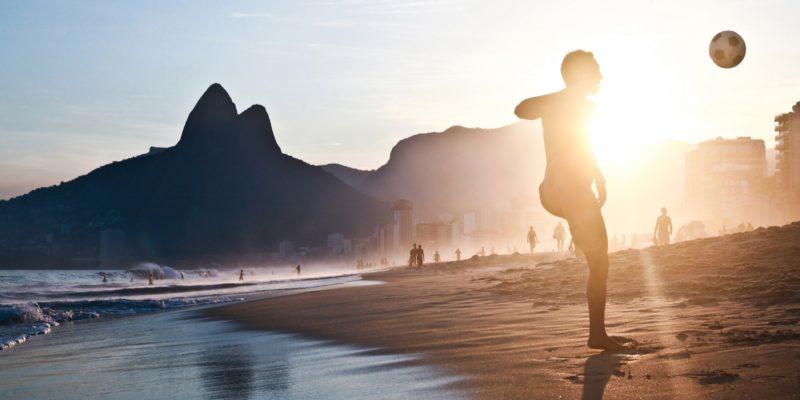 Brazil - 1584 - Exclusive Luxury - Rio de Janeiro Soccer on Beach