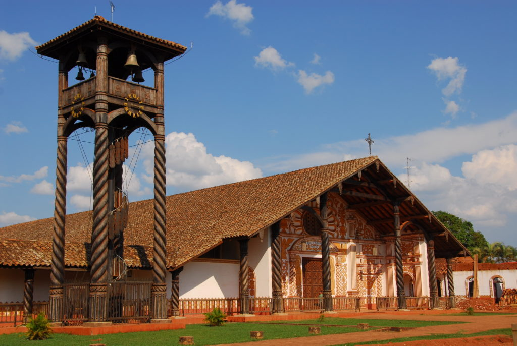 Bolivia - 1561 - Luxury Program - Santa Cruz Concepcion Mission